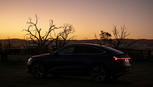Audi Australia's 'Electric Eye' Takes You on a Road Trip into the Future of Sustainable Travel