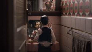 Middle-Aged Pinocchio is Looking for Love in This Brilliant Woodcare Spot