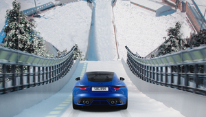 BAFTA-Winning Director Lets You 'Just Imagine' Driving the New Jaguar F-Type