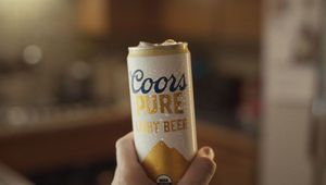 Droga5's Coors Pure Campaign Features Ali Wong as a Talking Beer Can