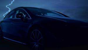 Ammolite's Emil Nava Directs Flashy Spot to Launch the Mercedes EQ