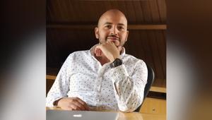 5 Minutes with… Carlos Andrés Rodríguez