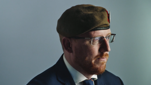 Armed Forces Veterans Feature in Powerful Social Films for the Royal British Legion