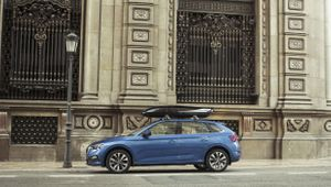 Courage Moves You Forward in Catalogue for All-New ŠKODA SCALA Accessories