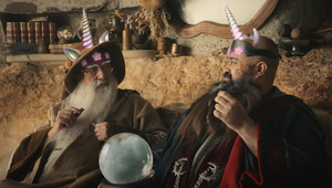 Australian Actor Michael Caton is a Wizard Roommate in KitKat's Magical Campaign
