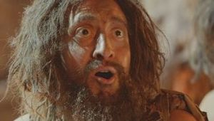 Great Guns Peter Dietrich Directs Caveman's First Ever Conundrum for Chipita Bagels
