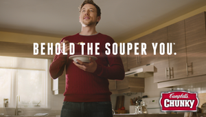 Campbell Canada Goes Global to Make Chunky 'Souper'