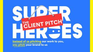 SuperHeroes Invites Brands to Woo Them in the First-Ever Client Pitch