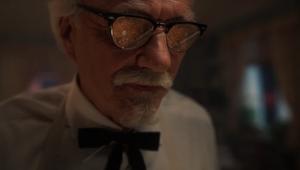 Colonel Sanders Has Never Looked So Crisp in KFC France's Latest Spot