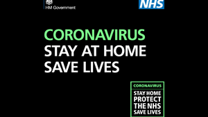 UK Government Campaign Urges Public to 'Stay Home, Protect the NHS, Save Lives'