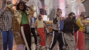 Feel the Funk with This Golden Goose Sneakers Spot