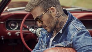 YOUTH MODE Provides Music For David Beckham Eyewear Collection