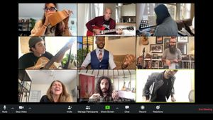 Groove Guild's New Video Shows the Universal Struggle to 'Talk About Music' in the Ad Industry