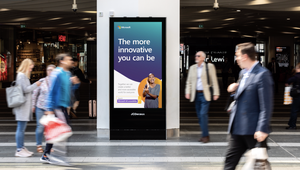Microsoft Unveils First Digital Billboards to Feature British Sign Language in UK