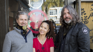 LA Creative Agency Adopts and Remakes Local Japanese Restaurant