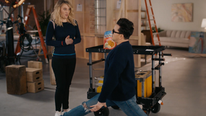 Kate McKinnon and Dan Levy Hilariously Share Their Love of Tostitos Chips and Dip