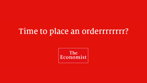 The Economist Plays on John Bercow's Iconic Language with Latest Ad
