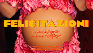 Ordinary Meets Paranormal in Directing Duo Mathery's Surreal Insta Photostory 'Felicitazioni'
