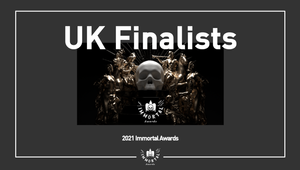 The Immortal Awards Announces UK Shortlist and Finalists