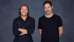 5 Minutes with… Michael Aimette and Gabriel Schmitt