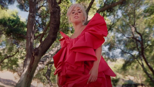 Lady Gaga Fronts Valentino Perfume Campaign Directed by Harmony Korine