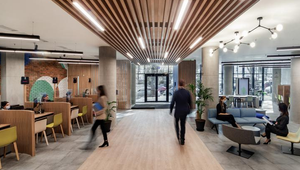 VMLY&R COMMERCE Tears Up Retail Design Rule Book for Tbilisi Business Centre