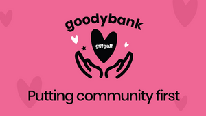 giffgaff Do Good with 'goodybank' Campaign