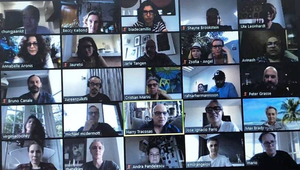 What Happens When You Get 53 Producers from 53 Countries on a Zoom Call?