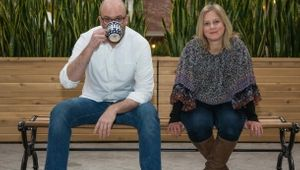 Shari Walczak & Shane Ogilvie Launch Creative Shop The Garden