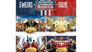 McDonald's 'Free The Taste of America'