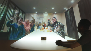 McDonald's 'My Happy Table' Helps Singaporean and Malaysian Families Share the Spirit of Ramadan