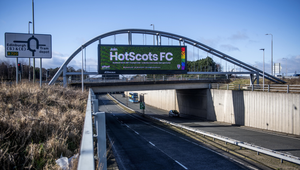 Scotland's First LGBT+ Football Club Teams with giffgaff to Launch Advertising Campaign