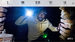 New iFit Streaming Workout Series from Five to Sixty Explores New Orleans' Most Haunted Locales