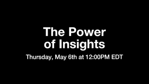 The Power of Insights