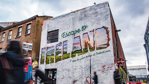 Publicis•Poke Opens a Portal to Ireland in Shoreditch for Tourism Ireland