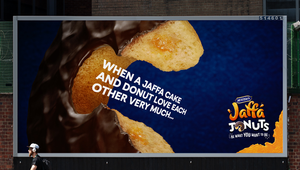 TBWA\London Helps Launch the Delicious Love Child of Jaffa Cake and Donut