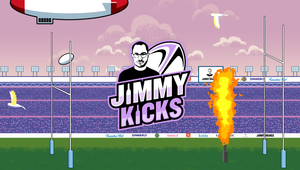 Alcohol Delivery Service Jimmy Brings Celebrates State of Origin Series with Mobile Game 'Jimmy Kicks'