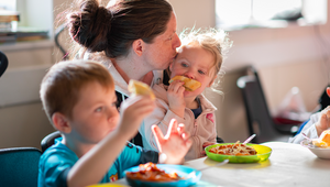Waitrose and John Lewis Christmas Campaign to Centre on Feeding Britain's Struggling Families