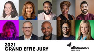 2021 Effie Awards United States Grand Jury Announced