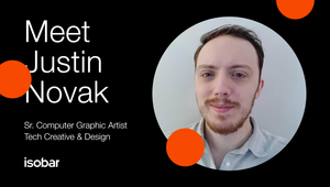 In Conversation With Isobar's Justin Novak