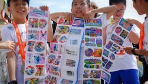 """Nike Releases """"Badge of Honor"""" Sports Bandages to Help Active Chinese Kids Achieve Their Best"""
