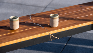 Uncommon Brings the Japanese Art of 'Kintsugi' to Wagamama's Iconic Benches