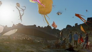 Kite Tribes Come Together for Kopparberg In Hypnotic Ad