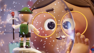 Kroger's Animated Christmas Story Brings Magic to Life this Festive Season