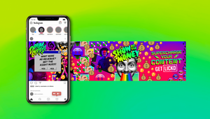 Lickd and Truant Engage Social Content Creator Community with In-Your-Face 'Supercharged' Campaign