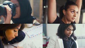Lux Propelled Saudi Arabian Women #IntoTheSpotlight on Google Search for IWD