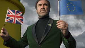 Eric Cantona Is Offering Brits an Escape from EU Madness in His 'Brexit Bunker'