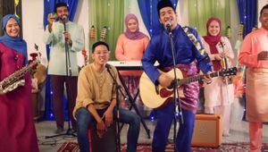 Talented Buskers Come Together in Musical Raya Spot for Hong Leong Bank