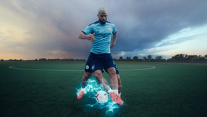 Manchester City Players Double Up in Kinetic Spots for Sure