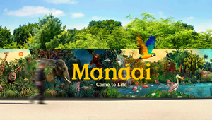 The Secret Little Agency's Anak Designs a New Future for Biodiversity with Mandai Wildlife Group